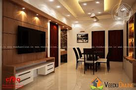 Interior Design For Tv Unit Contemporary Dining Tv Unit Home Interior Design