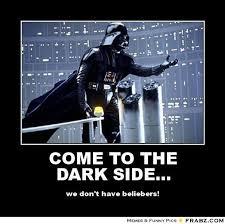 Darth Vader Meme Generator - come to the dark side darth vader meme generator posterizer