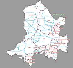 2016 Election Map Related Keywords Amp Suggestions 2016 by East Dorset Lgbce