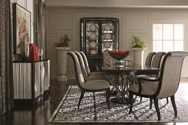 Dining Room Sets With Buffet by Bernhardt Miramont 9 Piece Dining Set With Double Pedestal Table