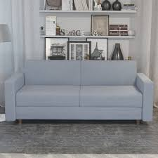 single sofa bed with real mattress from sofa to bed with a spin