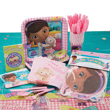 doc mcstuffins birthday party doc mcstuffins party supply bundle party supplies