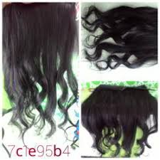 harga hair clip curly hair clip curly human hair 100 hitam dan warna daniico salon