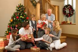 a happy step family christmas