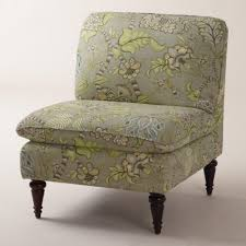 Slipcovered Slipper Chair Club Chair Covers Home Chair Designs Within Best Of Accent Chair