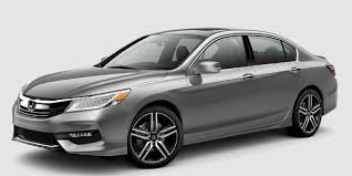 color options and trim levels of the 2017 honda accord