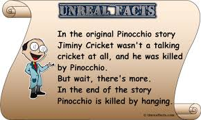 Jiminy Cricket Meme - pinocchio kills jiminy cricket then gets killed himself in the
