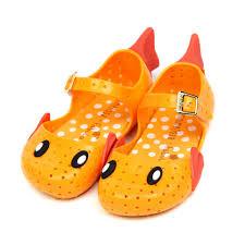 online shop mini melissa furadinha fabula girls sandals new style