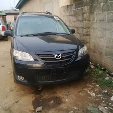 mazda mpv 2015 price tokunbo mazda mpv lx 2004 n1 200 000 00 autos nigeria