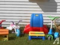 Little Tikes Lego Table Little Tikes Playground For Sale In Michigan Classifieds U0026 Buy And