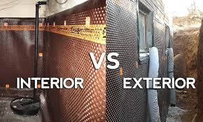 Interior Waterproofing Edko Enterprise Toronto Waterproofing Drains And Plumbing Services