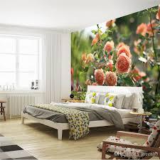 wallpaper kids bedrooms romantic china rose photo wallpaper flowers wall mural custom 3d