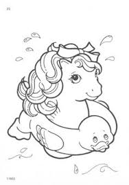my little pony derpy coloring pages vintage my little pony print and color me color me vintage