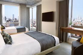 Chambre Theme New York by Boutique Hotels In Chinatown Nyc Hotel 50 Bowery Nyc Lower