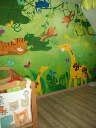 chambre jungle enfant chambre jungle bebe