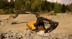 Heavy Equipment Memes - majestic heavy equipment breeding in the wild gif on imgur