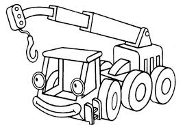 the builder coloring pages