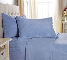 Polar Fleece Duvet Cover Malden Mills U2014 Fleece Sheets U0026 Linens U2014 For The Home U2014 Qvc Com