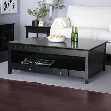 coffee tables pretty end tables with storage trunk nightstand