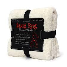 Sherpa Rug Snug Rug Special Edition Luxury Sherpa Fleece Snug Rug Throw
