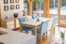 Extended Dining Room Tables by Square Extending Dining Table Sale