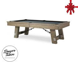 pool table ping pong top 8 isaac pool table w silver oak finish includes ping pong top by