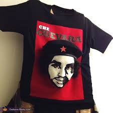 che guevara t shirt che guevara t shirt costume photo 2 3