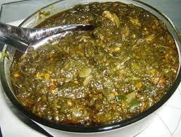 recette de cuisine africaine malienne saka saka du mali malian potato leaf sauce a malian