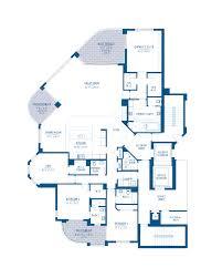 residence 01 floorplan altaira high rise condos in bonita springs
