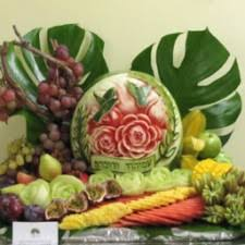 fruit displays fruit displays archives nita s fruit and vegetable carving