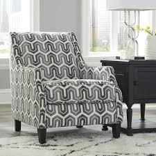 ashley furniture home theater seating ashley furniture gilmer accent chair in gunmetal local furniture