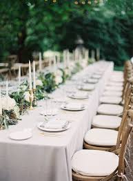 table linens for wedding outdoor nashville wedding via oncewed table settings