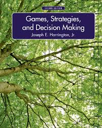 games strategies and decision making 9781429239967 macmillan
