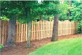 backyard fences ideas backyard landscape design