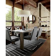 laying low 7 black and white rugs for a modern office u2014 kimberly