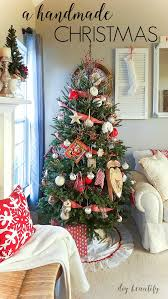 Christmas Home Decoration Pic Secrets For A Budget Handmade Christmas Home And A Blog Hop