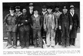 erie railroad magazine employee master index photo