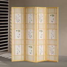 divider outstanding hanging room divider panels surprising