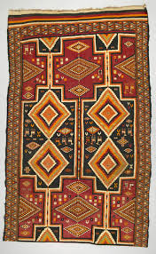 Zapotec Rug Paintings Africa An Algerian Wool Rug 1800 African Textiles North