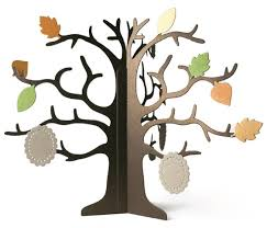 crafts die cutting template dimensional tree