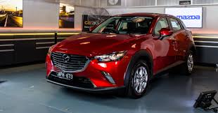 mazda 2 crossover mazda 2 cx 3 cx 9 recalled for suspension fix photos 1 of 4