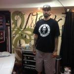 tattoo nightmares gus scratches back big gus talks tattoo nightmares and his new collective ink gallery