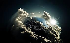 digital universe wallpapers earth clouds sun universe wallpapers digital universe hd