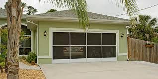 side slider garage door screen ss30 eze breeze side slider garage