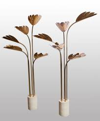 home decor floor lamps interior palm tree lamps at home design displaying with pair of
