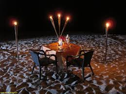 Candle Light Dinner Beach Candlelight Dinner By Paddy One On Deviantart