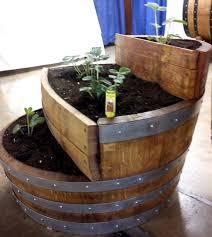 garden design garden design with wine barrel ideas on pinterest