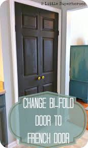 Fix Bifold Closet Door Change Bi Fold Door To Door 2 Supeheroes2
