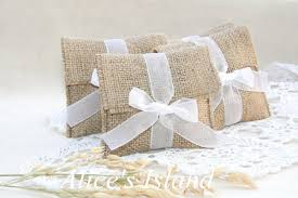 country wedding favors aliexpress buy 12pcs lot rustic favor bags country wedding