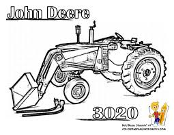 trend john deere tractor coloring page 46 for your coloring books